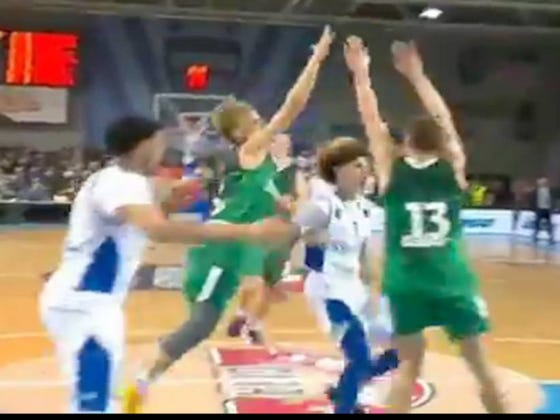 Highlights Of LiAngelo And LaMelo Ball Making Their Lithuanian Basketball Debut Today