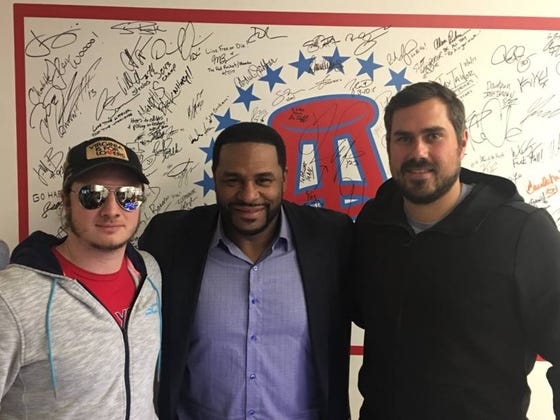 PMT 1-10 With Jerome Bettis And Cordarrelle Patterson