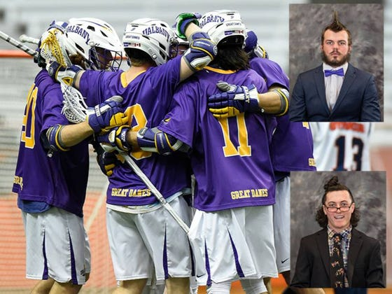 Don't Tell Your Girlfriend, But The Albany Lacrosse Roster Bio Pics Are Here And They're As Glorious As Ever