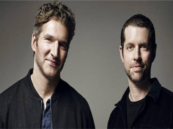 Holy Crap, Game Of Thrones Creators David Benioff And D.B. Weiss Have Been Tabbed To Write And Produce A New Series Of Star Wars Movies