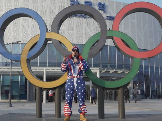 Donnie Does Olympics Episode 1