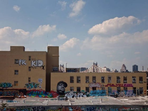 Guy Has to Pay $6.7 Million to 'Artists' for Painting Over the Graffiti on His Own Building