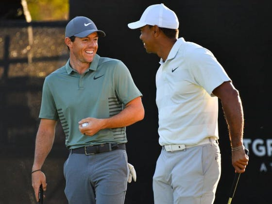 Rory McIlroy Announces Tiger Woods Is The Undisputed Greatest Player Of All Time
