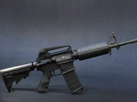 Missouri Third Graders Raise Money For Their Baseball Team By Selling Raffle Tickets For An AR-15 Rifle