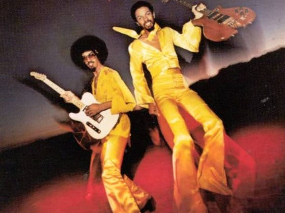 Wake Up With Brothers Johnson - Strawberry Letter 23