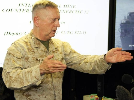 Reveille: Four-Star Generals Visiting Your Base Is Always A Nightmare