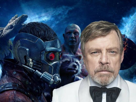 Did Some Guy On Twitter Just Talk James Gunn Into Casting Mark Hamill In 'Guardians Of The Galaxy Vol. 3'?