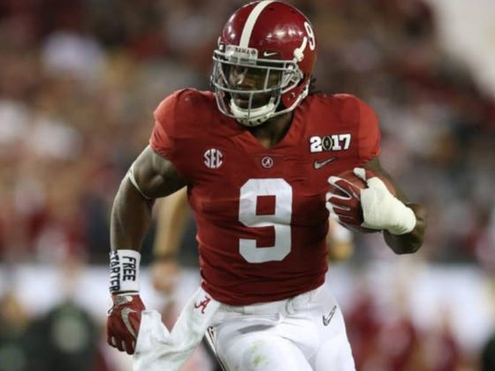 Cleveland Browns Asked Alabama RB Bo Scarbrough If He Thinks God Is An Auburn Fan