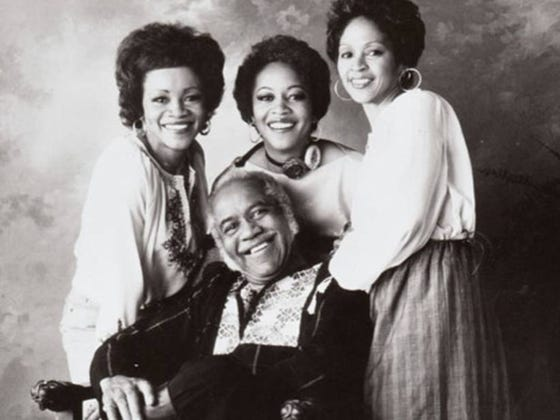 Wake Up With The Staple Singers - I'll Take You There