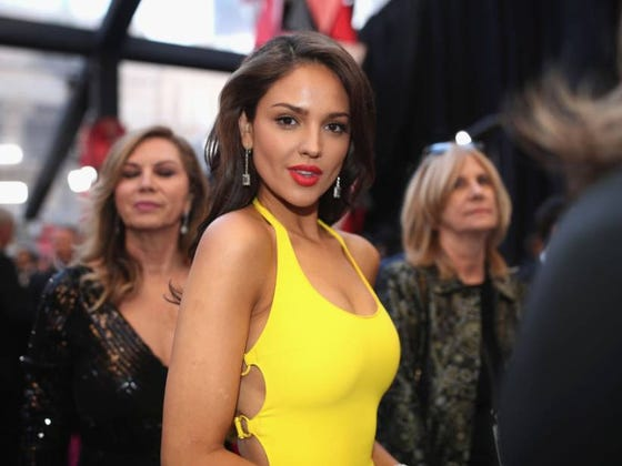 I Would Like To Extend A Formal Invitation To Eiza González To Be My Friend
