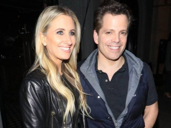 The Mooch's 9-month Pregnant Wife Filed For Divorce Because He Didn't Even Tell Her He Was Taking White House Job