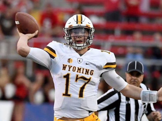 Nike's Director Of Performance Says He Will Bet A Car That Josh Allen Will Throw A Ball 90 Yards On His Pro Day