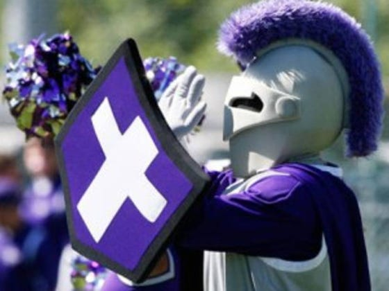 """A Month After Pledging Not To Drop """"Crusaders"""" Nickname, Holy Cross To Remove Knight Logo And Mascot For Ties To Christian """"Violence"""""""