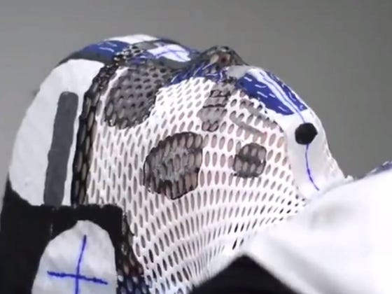 8-Year-Old Star Wars Fan Evan Has To Wear A Mask During His Brain Tumor Treatment, So He Was Made A SICK Clone Trooper One
