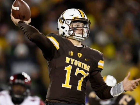 Mel Kiper Doesn't Think Josh Allen's Completion % Matters But Also Thinks Lamar Jackson's Completion % Really, Really Matters