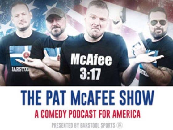 The Pat McAfee Show 3-29 A Random Thursday