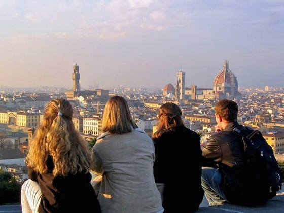 Three College Girls Studying Abroad Attempt To Cook Pasta Without Water, Almost Burn Entire City Of Florence, Italy To The Ground