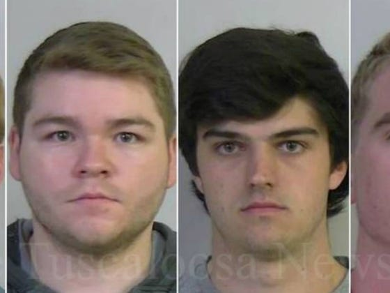 Four Mississippi State SEC Bro's Arrested After (Allegedly) Breaking Into Alabama's Football Facility #ItJustMeansMore