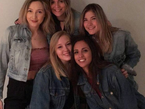 Is The Jean Jacket Outfit Worn By College Girls Everywhere A Uniform For Some Cult?