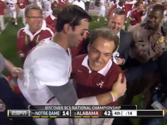 Alabama And Notre Dame Schedule Home-And-Home Series For 2028 And 2029