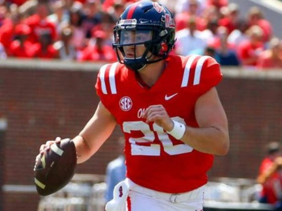 NCAA Rules Michigan QB Shea Patterson Eligible For The 2018 Season