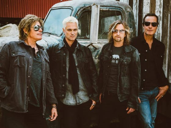 Stone Temple Pilots' Resilience Through Tragedy Is Very Admirable