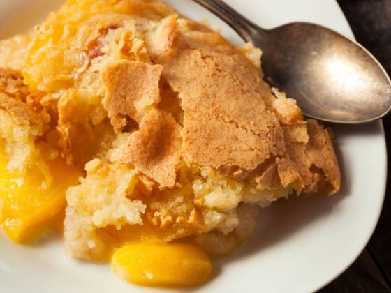 Shots Rang Out At A Truck Stop Over A Disagreement About The Amount Of Peaches In The Peach Cobbler