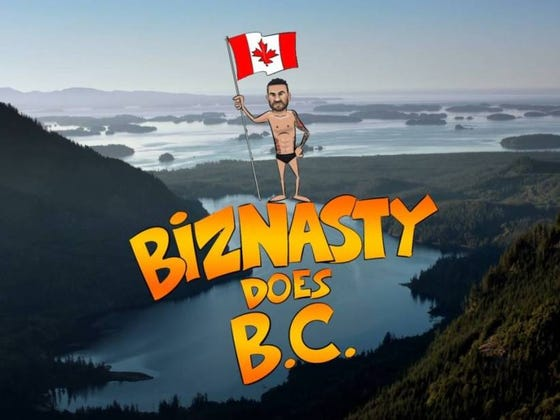 BizNasty Does BC: Episode 1