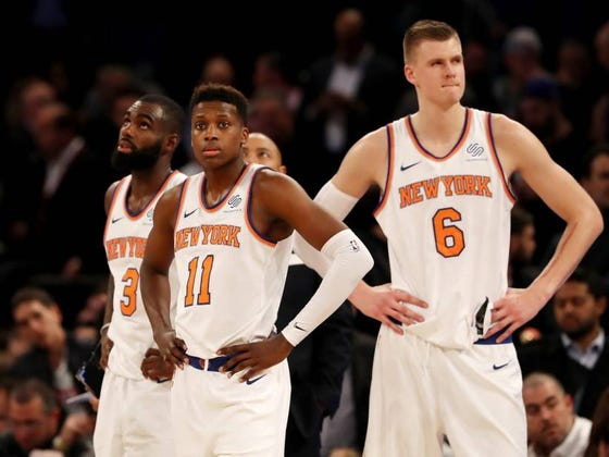 A Look At Potential Draft Picks For The New York Knicks