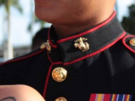 This Marine Thought Getting Engaged After Bootcamp And Graduation Was Going To Be All Glamour: Think Again, Shit Bag