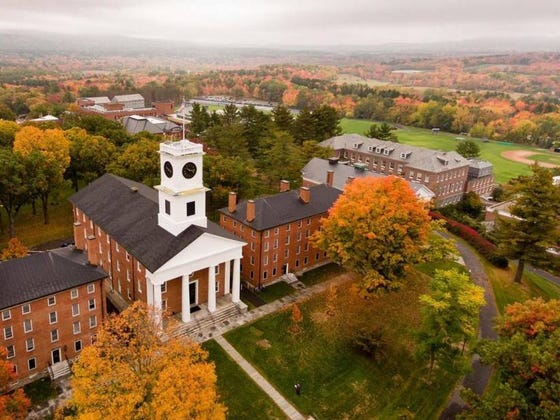 Amherst College To Offer Class Teaching Students About Their Gender Through Dance