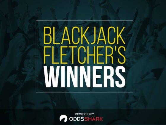 OddsShark presents WINNERS