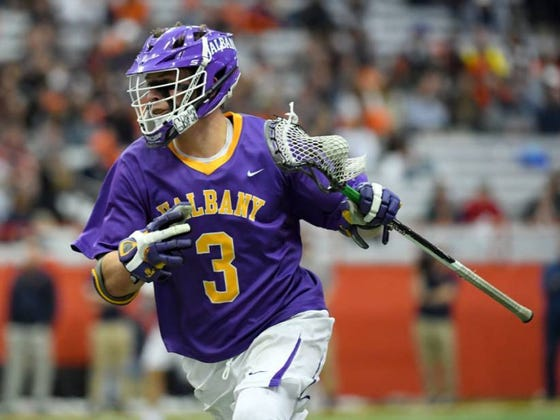The College Lacrosse Offseason Is Already Off To A Hot Start With TD Ierlan Requesting To Transfer Out Of Albany