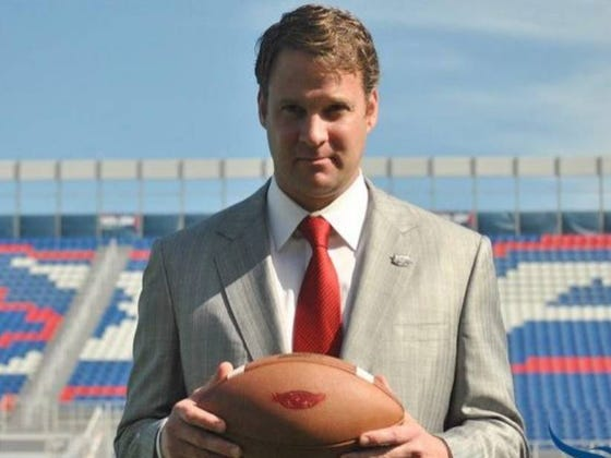 Lane Kiffin Continues World Conquest At FAU With New Concession Prices: $4 Beers And $2 Hot Dogs
