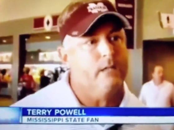 Mississippi State Fan's Wife's Boyfriend Sold His Prosthetic Leg For Him To Go To College World Series