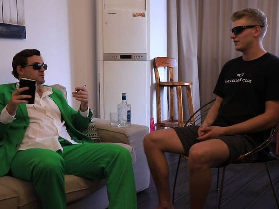 Donnie Does Spring Intern Exit Interview