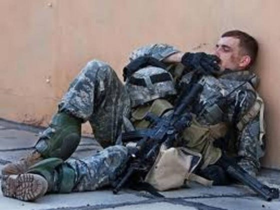Post Traumatic Stress Is Normal As Fuck And We Gotta Start Thinking Of It As Such