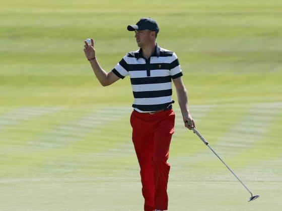 Justin Thomas Says French Fans Are Better Than American Fans
