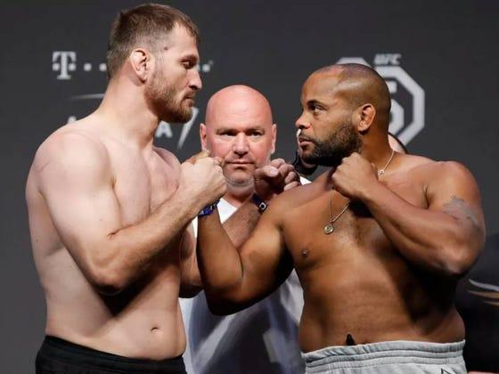 Complete UFC 226: Miocic vs Cormier Live Blog
