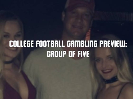 College Football Gambling Preview: Group Of Five