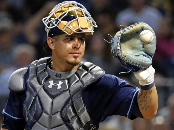 Phillies Snag All-Star Catcher Wilson Ramos From The Rays