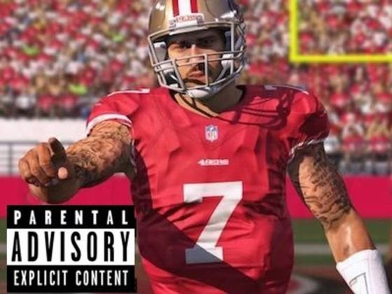 "Apparently Madden 19 Edited Out The Word ""Kaepernick"" From A Song Lyric On Its Soundtrack"