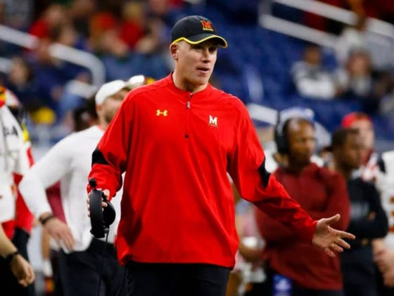 Maryland Places DJ Durkin On Administrative Leave Amidst Review Of Jordan McNair's Tragic Death
