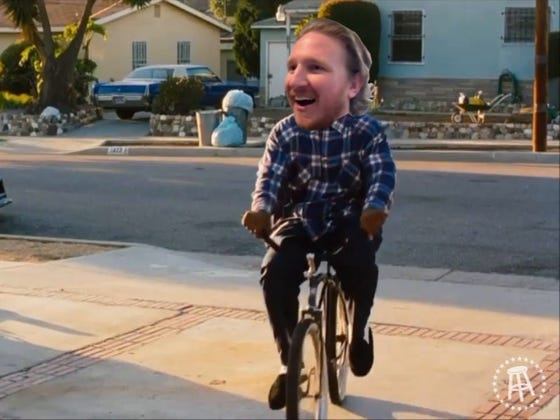 Epic Battles of Barstool History: Feitelberg vs. Cyclists