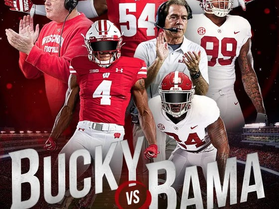 Wisconsin-Alabama Home-And-Home Announced, Will Nick Saban Be Around For It?