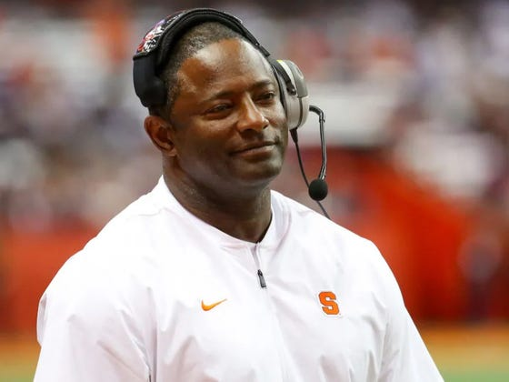 Wise Man Dino Babers Reminds Us There Is No Reason To Do Drugs If You Can Do Iced Coffee
