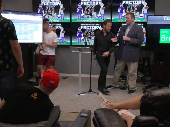 Breaking Down the 2019 Barstool Fantasy League Draft