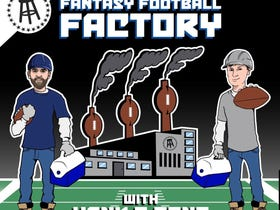 Fantasy Football Factory 9/12 with Glenny Balls is Live