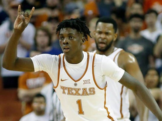Is Texas Back? 11/21 College Basketball Picks