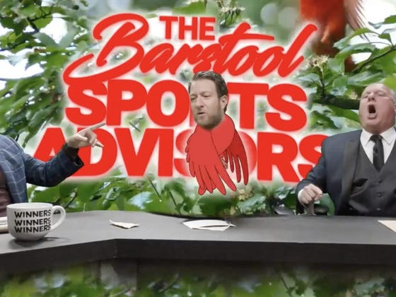 Barstool Sports Advisors NFL Week 14